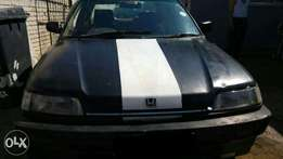 1991 honda doch swop or sell non runner papers and licensed