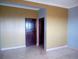 two bedroom apartment house for rent in kireka at 500k