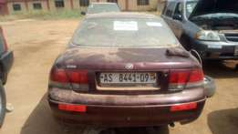 Strong moving car with strong engine having comfort usage