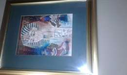 Egyptian collectable art for sale