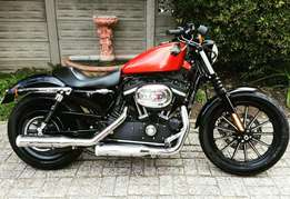 Harley Davidson 883 iron for sale or to swop