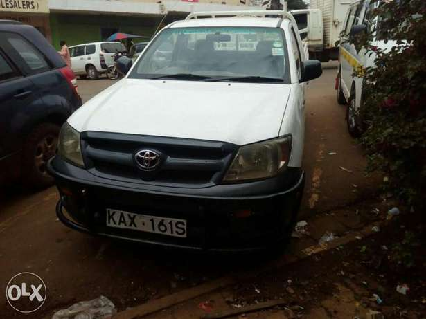 Toyota hilux pickup d4d Elgonview - image 6