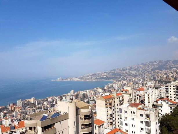 180m2 Apartment for sale in Sahel Alma - sea view, mountain view