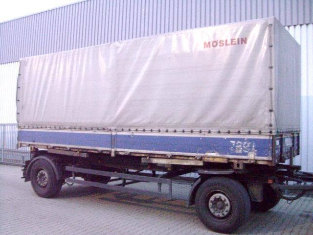 Schmitz Cargobull Wechselbrücke WPR - 1989