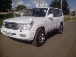 Awesome Toyota land cruiser vx
