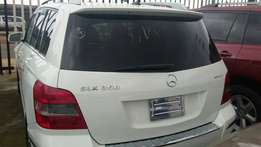 executive jeep marcedes Benz GLK full option 2010 model Lagos clear