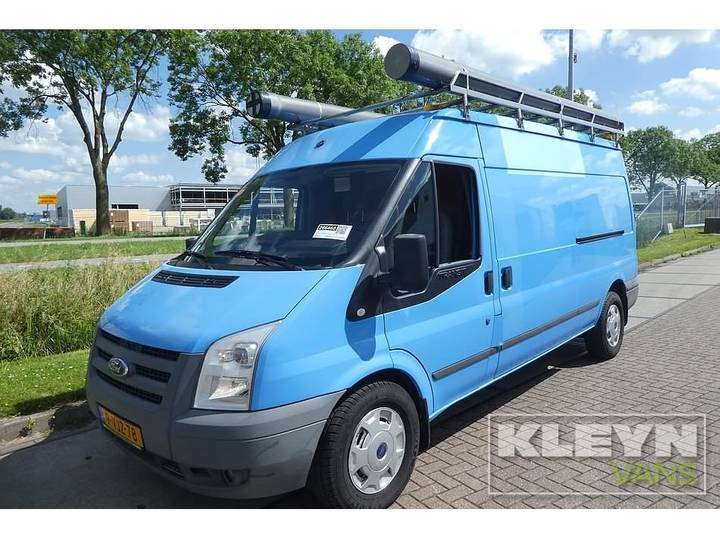 Ford TRANSIT 350 L140 AC airco, imperiaal, tr - 2010