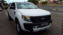 2012 Ranger Ford XL 2.2 D-CAB Now Available Only 120661km!