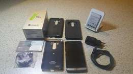 LG G3 including all accessories