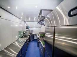 Mobile kitchen/food trailers fully Equipped.