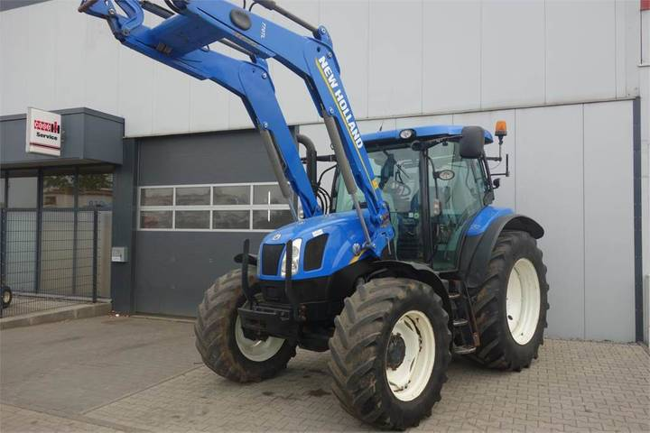 New Holland T6.120 - 2014