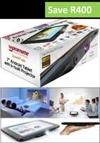 PROMATE tablet with projector