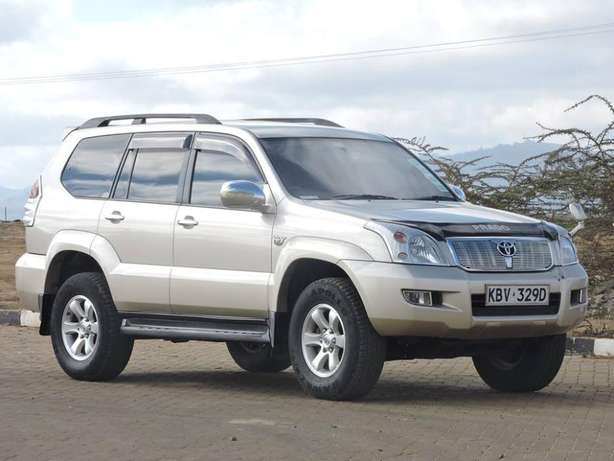 Toyota Prado TX-2006 in Machakos and locally used Athi River - image 2