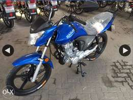 Hoajin motorcycle for sale!quick sale!