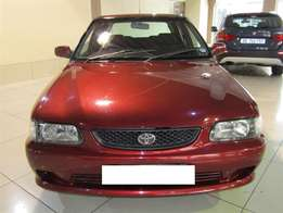 Toyota - Tazz 130 XE for sale