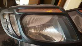 Genuine Ford ranger T6 headlights with trims