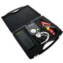 Car Jumper Power Bank Emergency Kit, with 150 psi Air Compressor.