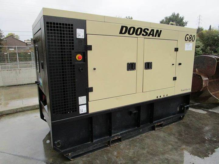 Doosan ir g 80 - 2011