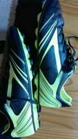 Olympic soccer boots