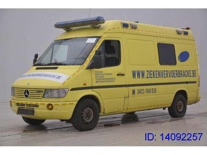 Mercedes-Benz Sprinter AMBULANCE - 1998