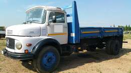 For sale - M-Benz 1113 Bullnose d/side