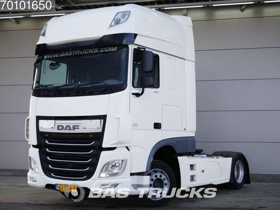 DAF XF 460 SSC 4X2 ACC Euro 6 NL-Truck - 2016