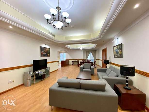 Big size 3BR apartment for rent in seef/pools/gym/wifi/ewa/car parking السيف -  2