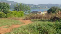 25 Decimal Plot With A Good Lake View Entebbe Bwerenga 4.5km From Ebb