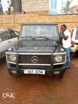 Benz cross country uat825w