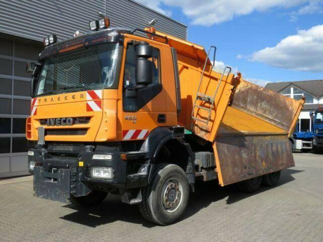 Iveco TRACKER 260T45 6x6 3 Achs Allradkipper Winterdie - 2008