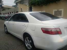 2008 Toyota camry tincan cleared