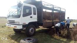 Quick sale for isuzu Fvr imported