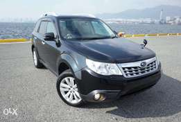 2011 Subaru Forester 2.0XS Premium w/ Leather,Sunroof