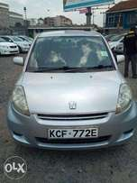 TOYOTA PASSO Low mileage only in KSH:450,000