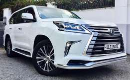 Lexus LX570 just arrived