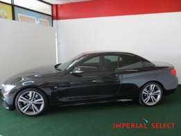 BMW 4 series 435I Convert M Sport Steptronic