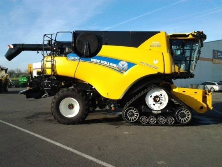 New Holland Cr8.90 Revelation Smart Trax Dfr - 2018