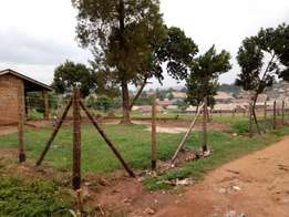Lungujja half acre in super centre of town at 400M