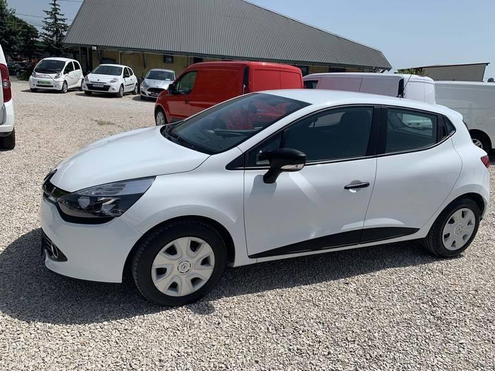 Renault Clio 1.5DCI 90PS Navi Clima Tempo Net 5299 EUR - 2014