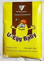 U-Egg Baby (Premium Egg Booster for Layers)