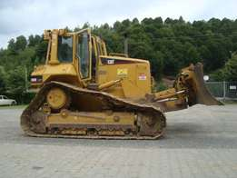 Caterpillar Dozer D6N Lgp for sale