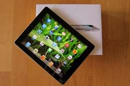 **BARGAIN** iPAD 3 **BLACK** 16GB 4G/Wi-Fi to sell/swop for cellphone