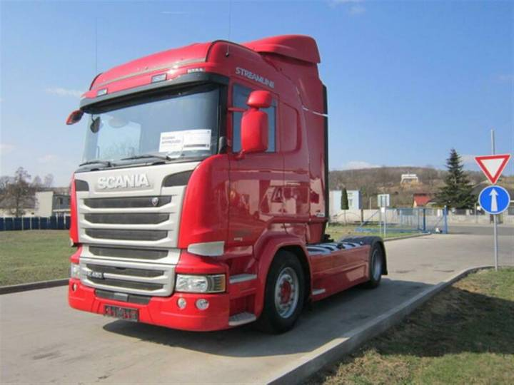 Scania R 450 LA4x2MEB - 2015