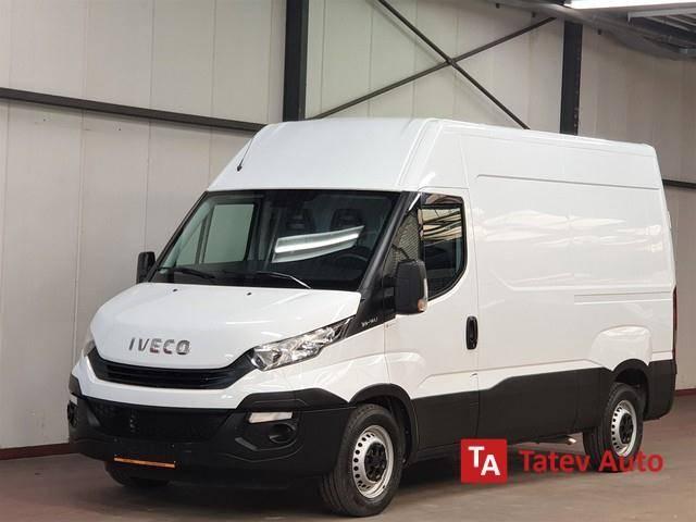 Iveco Daily 35S14 140PK L1H2 3500KG TREKVERMOGEN AIRCO C - 2017