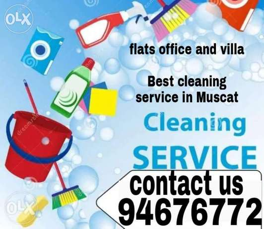 Best cleaning services in oman