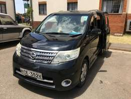 Nissan Serena in Excellent Condition