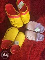Crocs new edition. Sizes 5, 6, 7, and 8. (removable innersole).