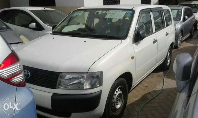 Toyota probox dx mende kcn at 700 only Mombasa Island - image 8