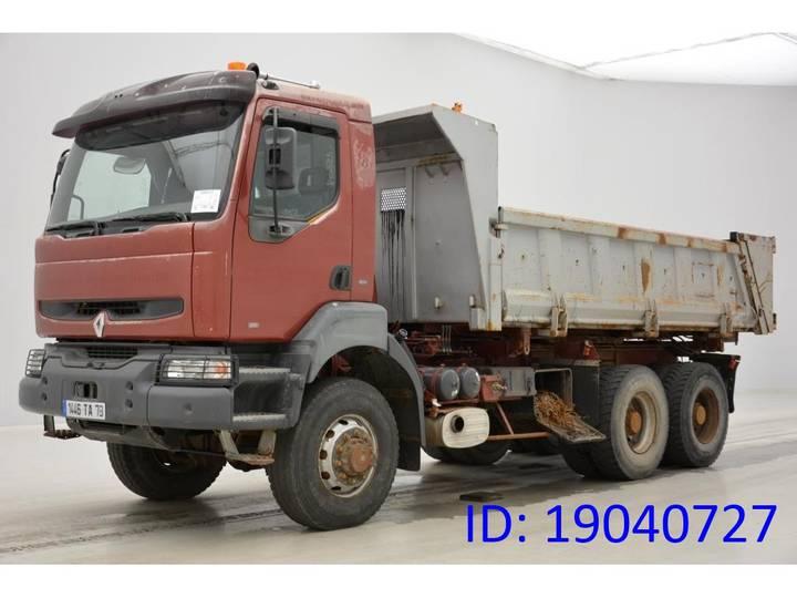 Renault Kerax 385 - 6x6 - 1999