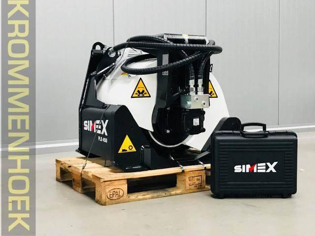 Simex Plb 450 | Excavator Planer - 2017